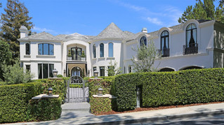 DJ Khaled Takes the Key from Pop Singer Robbie Williams on Beverly Hills Mansion