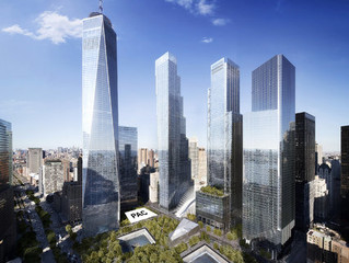 Ronald Perelman Donates $75 Million for Arts Complex at World Trade Center Site