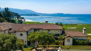 Mansion Overlooking California's Pebble Beach Golf Links Sells for $32.7 Million