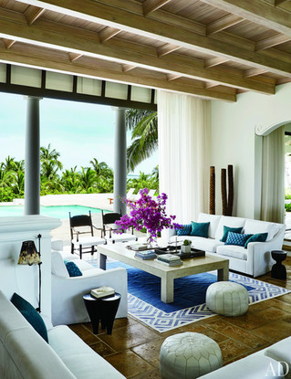 Tour Faith Hill and Tim McGraw's Bahamian Island Retreat