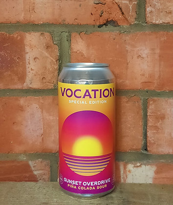 Sunset Overdrive – Vocation – 8% Pina Colada Sour