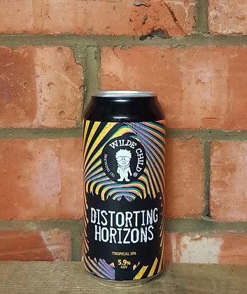 Distorting Horizons – Wilde Child – 5.9% Tropical IPA