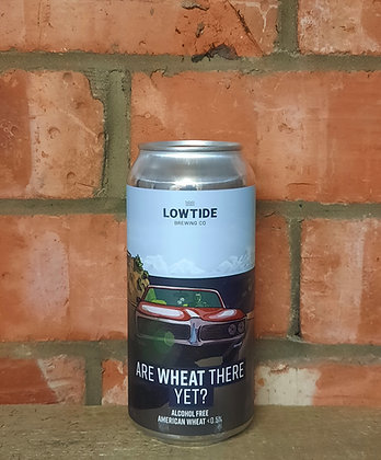 Are Wheat There Yet? – Lowtide – <0.5% AF American Wheat