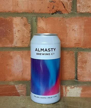 Polar Lights – Almasty – 5% Kviek Pale