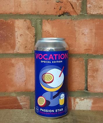 Passion Star – Vocation – 5% Passionfruit Sour