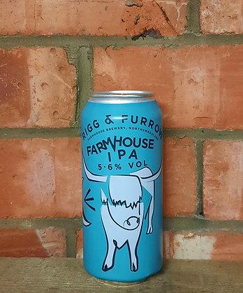 Farmhouse – Rigg & Furrow – 5.6% IPA