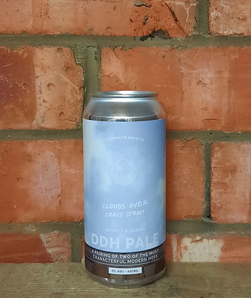 Clouds Over Cross Street – Cloudwater – 5% DDH Pale