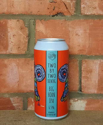 Big Horn – Two by Two – 6.5% Single Hopped IPA