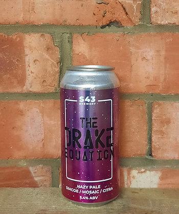 The Drake Equation – S43 – 5.4% Hazy Pale