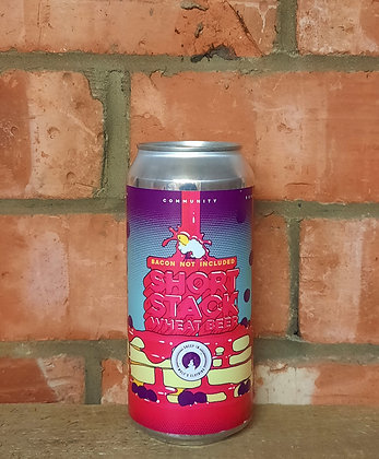 Short Stack – Sheep in Wolfs Clothing – 2.8% Blueberry & Maple Wheat