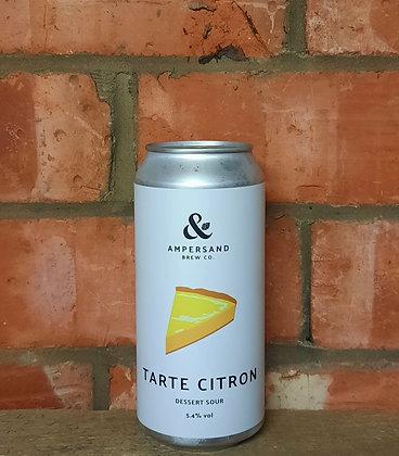 Tarte Citron – Ampersand – 5.4% Lemon Dessert Sour