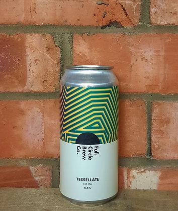 Tessellate – Full Circle – 6.5% NZ IPA