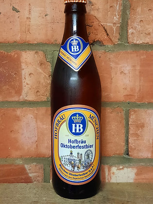 Oktoberfest – Hofbrau – 6.3%