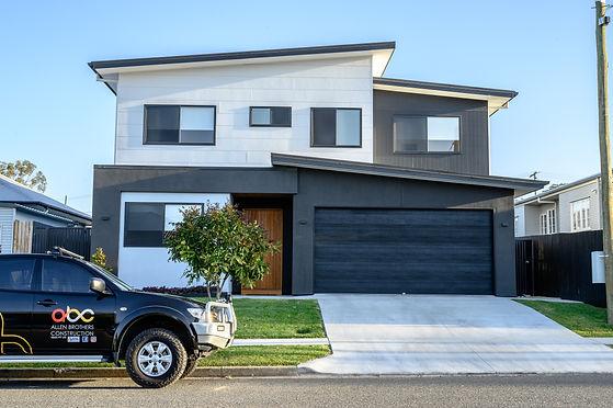 Allen Brothers Home exterior designer ho