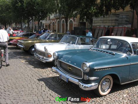 2° Opel Pranzo