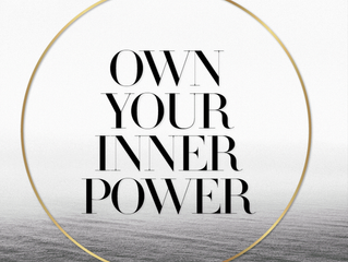 Own Your Inner Power - Athena Laz