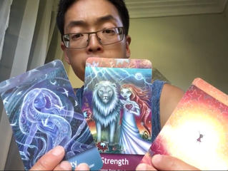 December 31st - January 6th Weekly Oracle Reading