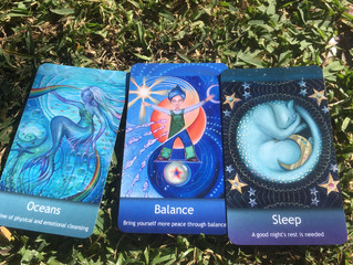 July 23-July 29 Weekly Oracle Reading