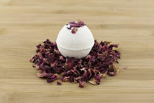 Luxury Handmade Shower Bomb Lemon or Lavender Fizz