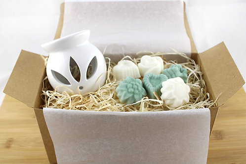 Wax Burner Gift Box