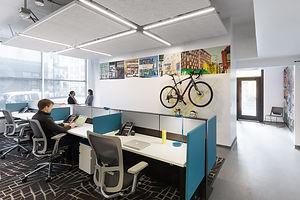 TNDC, tenderloin, workspace, cubicle, MCS Construction Services, TI, focus, high-level, dedication, SOMA