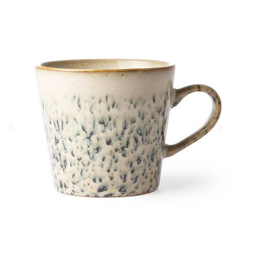 Cappuccino Mug en céramique 70's Hail HK Living
