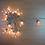 Thumbnail: Guirlande lampions intérieur/extérieur guinguette 20 LED