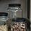 Thumbnail: Pot en verre et couvercle métallique 1200 ml