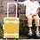 Thumbnail: Valise Enfant Olli Ella couleur moutarde