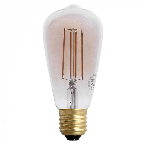Ampoule LED Vintage filament vertical 4W (E27)
