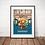 Thumbnail: Affiche Wim' Le Nord 30x40 cm