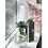 Thumbnail: Bougeoir fleur 3,5 cm vert