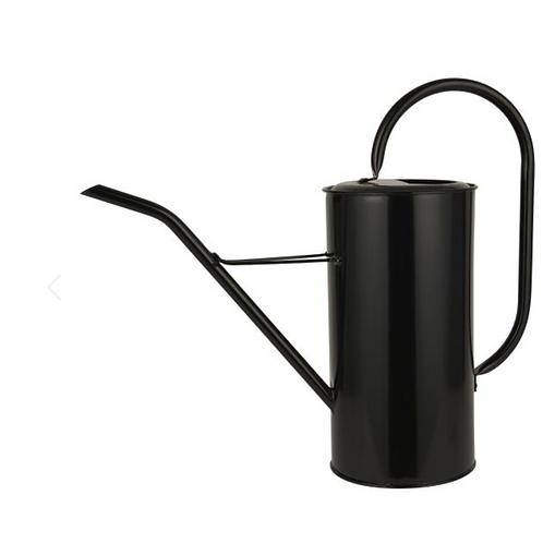 Arrosoir métallique noir
