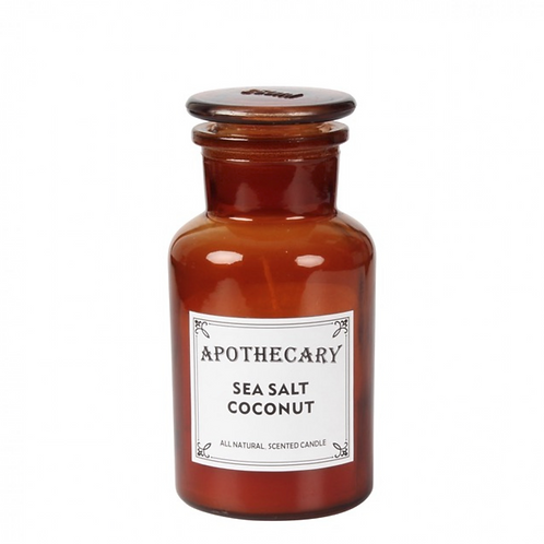 Bougie apothicaire Sea Salt Coconing 113g