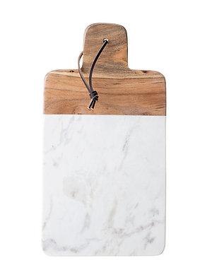 Planche à découper marbre et bois BLOOMINGVILLE