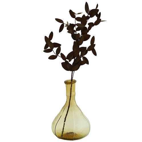 Petit vase vert transparent MADAM STOLTZ