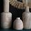 Thumbnail: Vase Aya bois 15 x 21 cm
