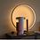 Thumbnail: Cercle LED lumineux HK LIVING