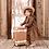 Thumbnail: Valise Enfant Olli Ella couleur rouille