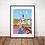 Thumbnail: Affiche Wim' Lyon 30x40 cm