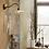 Thumbnail: Applique murale vintage blanche