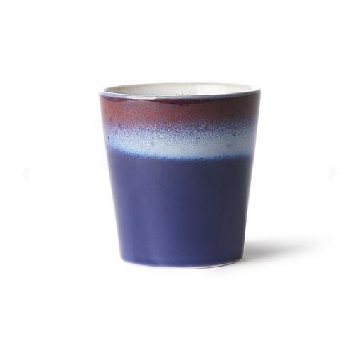Mug en céramique 70's air HK Living