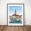 Thumbnail: Affiche Wim' Dunkerque 30x40 cm