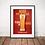 Thumbnail: Affiche Wim' Nord Terre de Bières 30x40 cm
