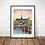 Thumbnail: Affiche Wim' Amiens 30x40 cm