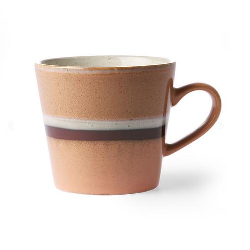 Cappuccino Mug en céramique 70's Stream HK Living