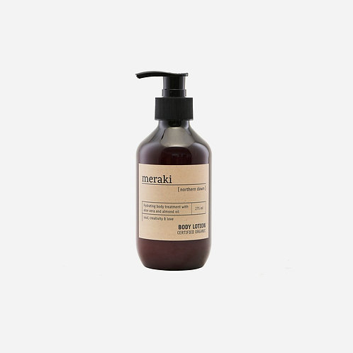 Lotion pour le corps Northern dawn MERAKI