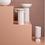 Thumbnail: Vase céramique blanc HK Living