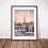 Thumbnail: Affiche Sacrée Lilloise Lille Toi, Toi, mon Toit 30x40 cm