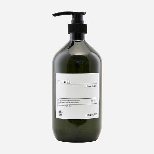 Liquide vaisselle 1 litre Forest garden MERAKI